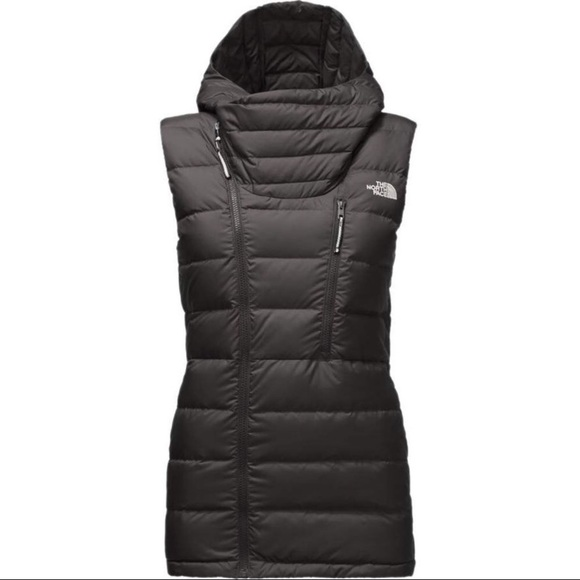 09b6fc378dad New The North Face Women s Niche Vest Hooded Down